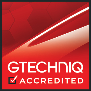 Gtechniq Accredited logo